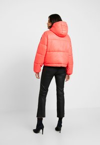 Replay - JACKET - Winter jacket - red fluo - 2