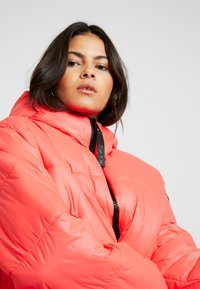 Replay - JACKET - Winter jacket - red fluo - 3