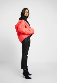 Replay - JACKET - Winter jacket - red fluo - 1