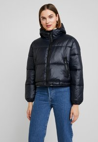 Replay - JACKET - Winterjas - black - 0