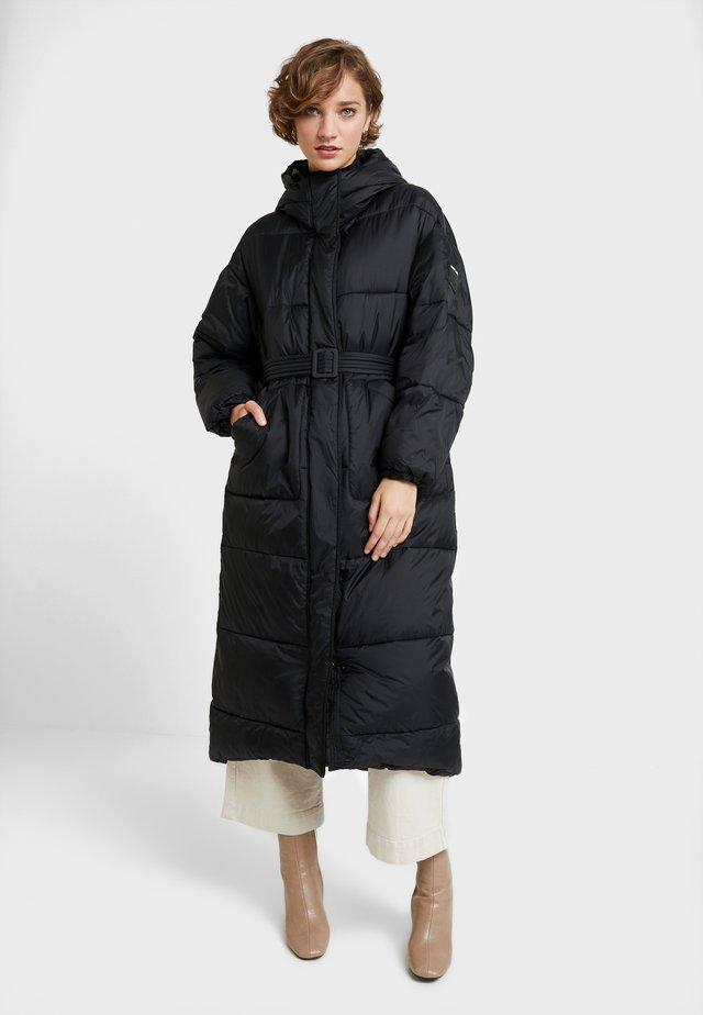 JACKET - Winter coat - black