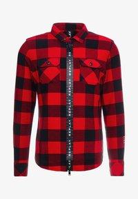 Replay - Camisa - red/black - 4