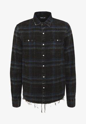 Camicia - black/dark blue