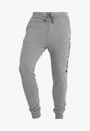 Jogginghose - melange grey