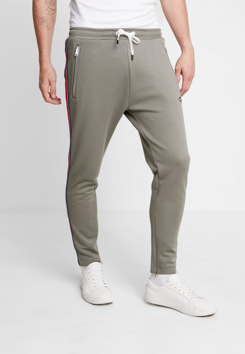 Replay - Tracksuit bottoms - light military