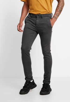 ZEUMAR HYPERFLEX - Chinos - anthracite