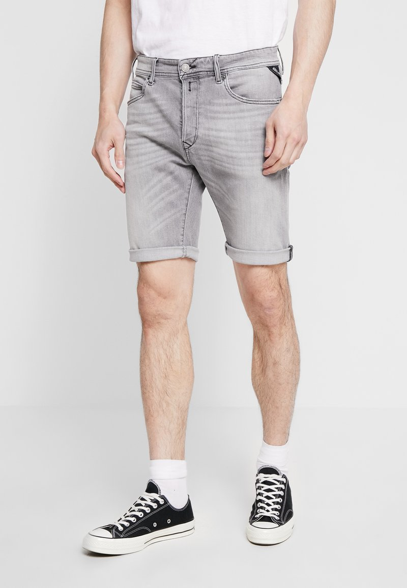 Replay - MA981 - Jeans Shorts - grey