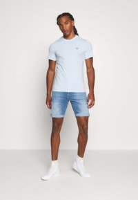 Replay - Jeans Shorts - blue denim - 1