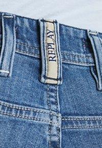 Replay - Jeans Shorts - blue denim - 4