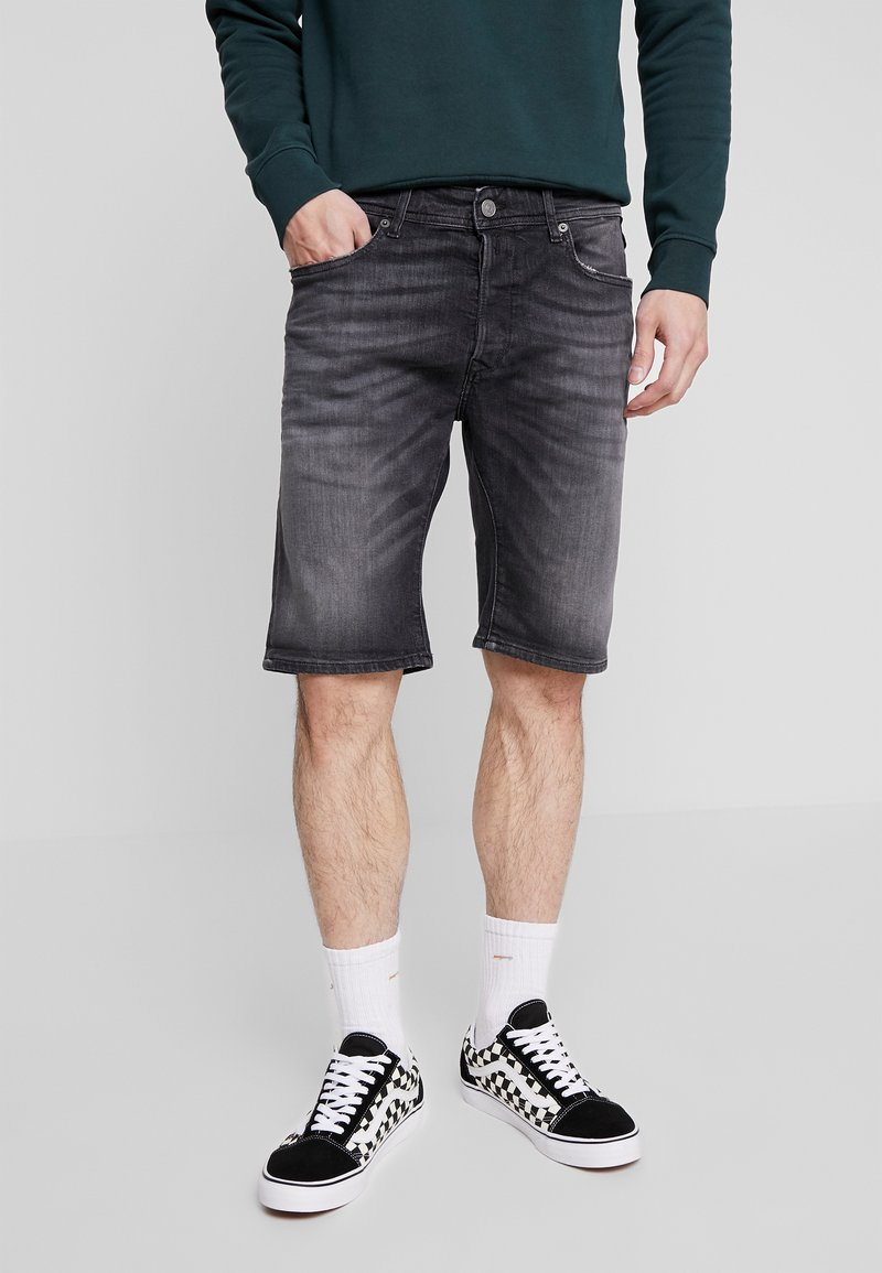 Replay - MA981 - Jeans Shorts - black grey