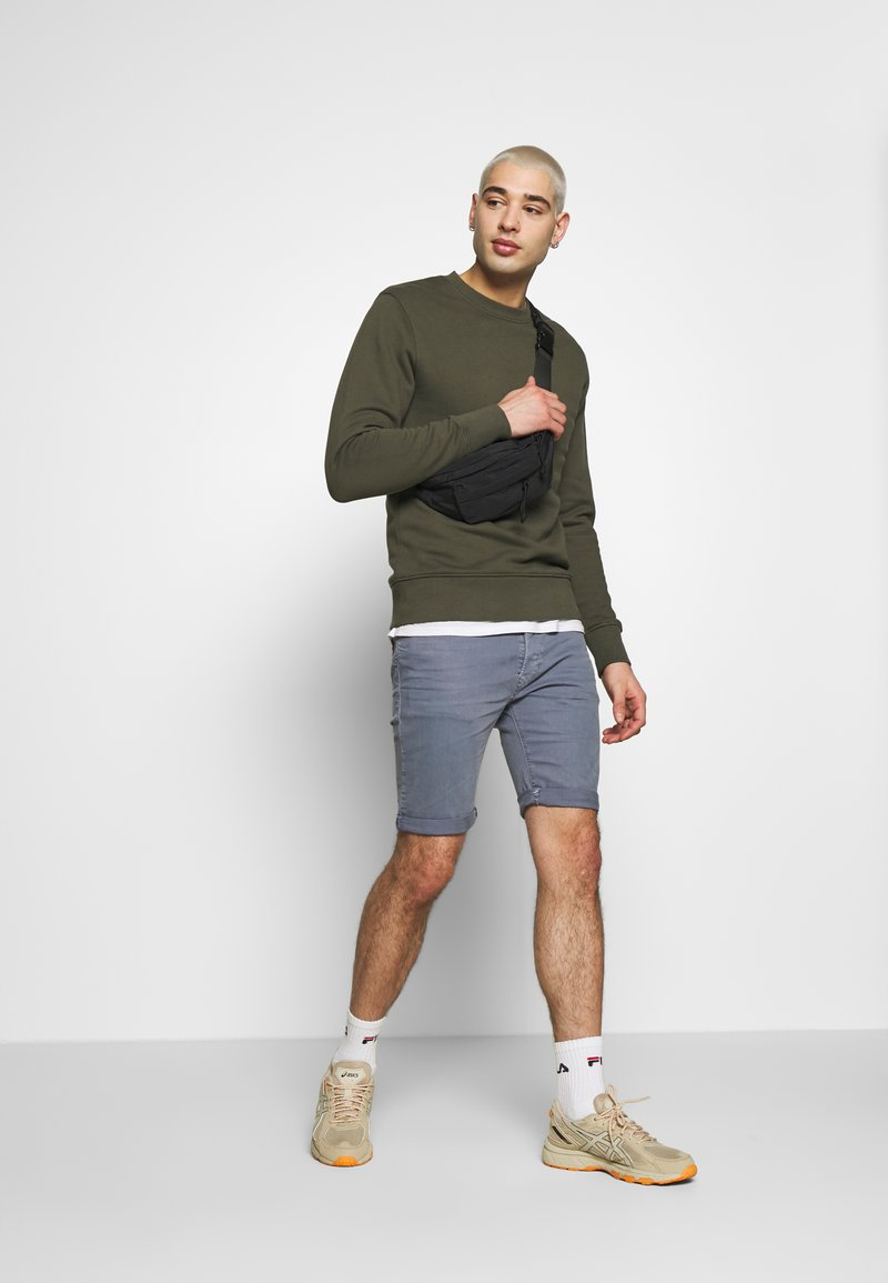 Replay Jeansshorts - stone blue