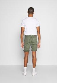 Replay - Denim shorts - olive green - 2