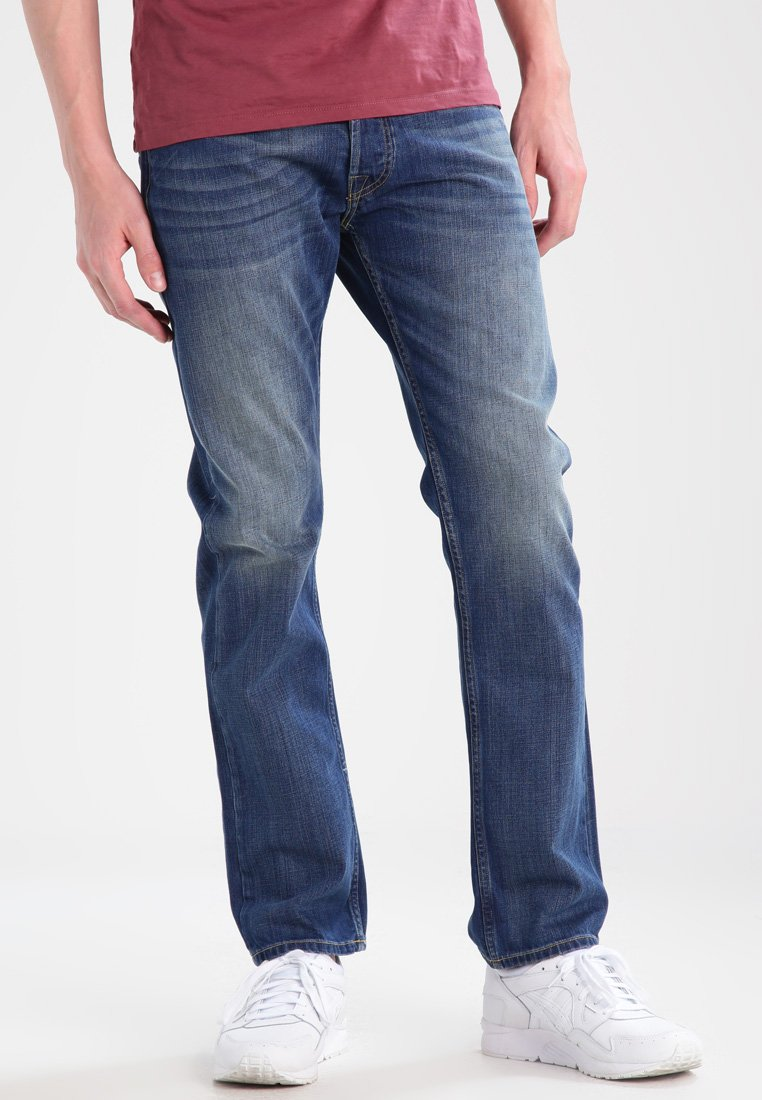 Replay - NEWBILL - Jeans Straight Leg - blau