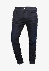 Replay - HYPERFLEX ANBASS - Jeans Slim Fit - blau - 4