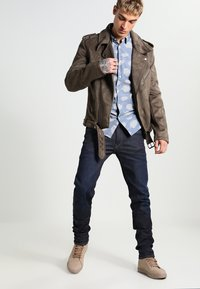 Replay - HYPERFLEX ANBASS - Jeans Slim Fit - blau - 1