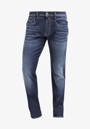 HYPERFLEX ANBASS - Jeans slim fit - dark blue