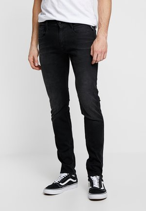 HYPERFLEX PLUS ANBASS - Slim fit jeans - grey denim