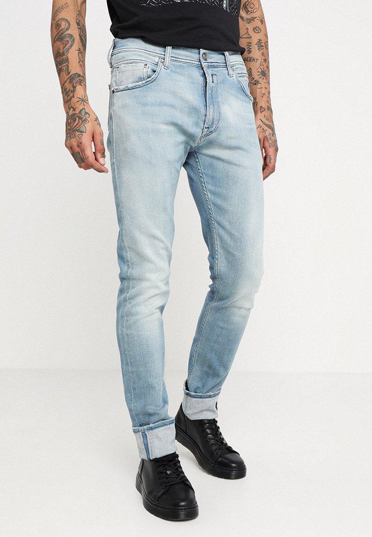Replay - JONDRILL - Jeans Slim Fit - light blue