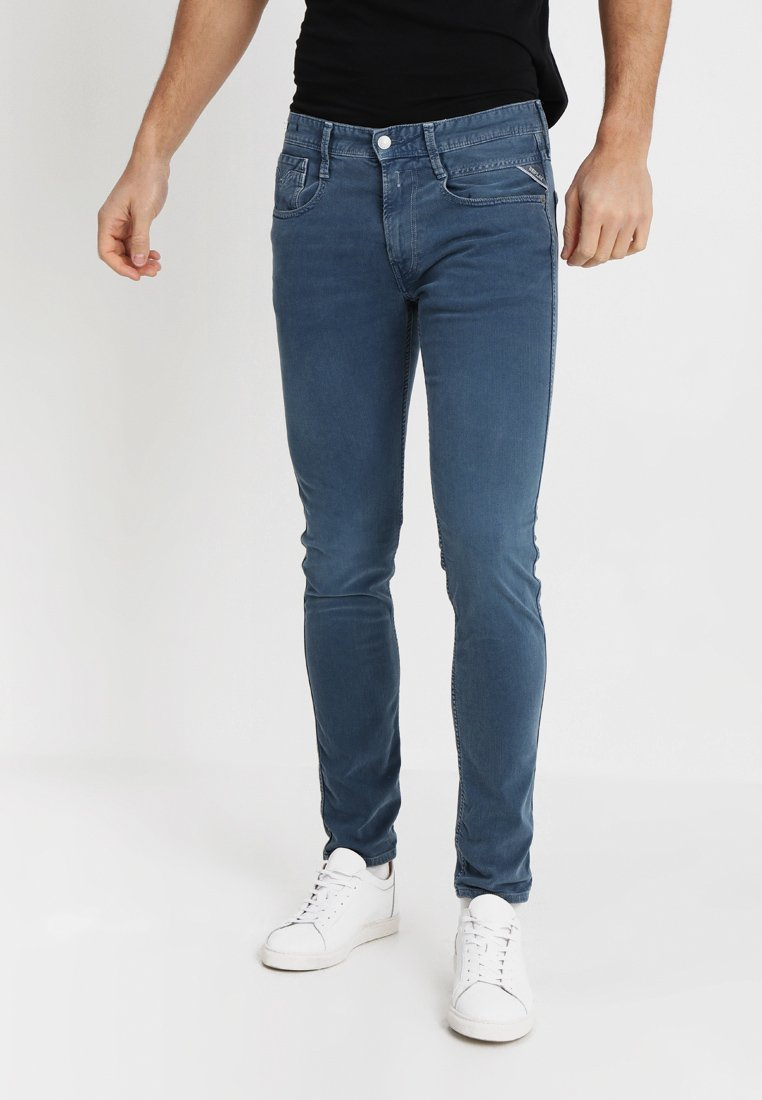 Replay - ANBASS - Jeans Slim Fit - storm blue