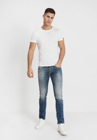 Replay - ANBASS - Jeans slim fit - light blue - 1