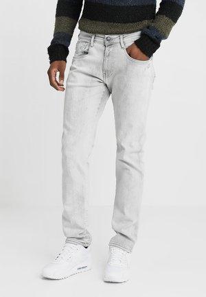 ANBASS - Jeans a sigaretta - grey