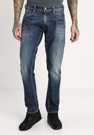 ROB - Straight leg jeans - dark blue