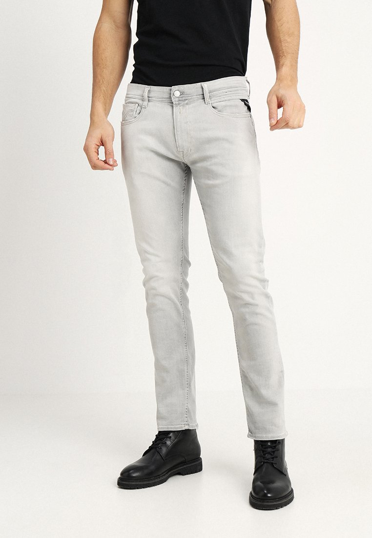 Replay - ROB - Jeans Slim Fit - grey