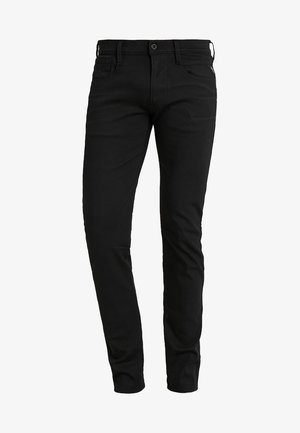 HYPERFLEX  + ANBASS - Jeans slim fit - black