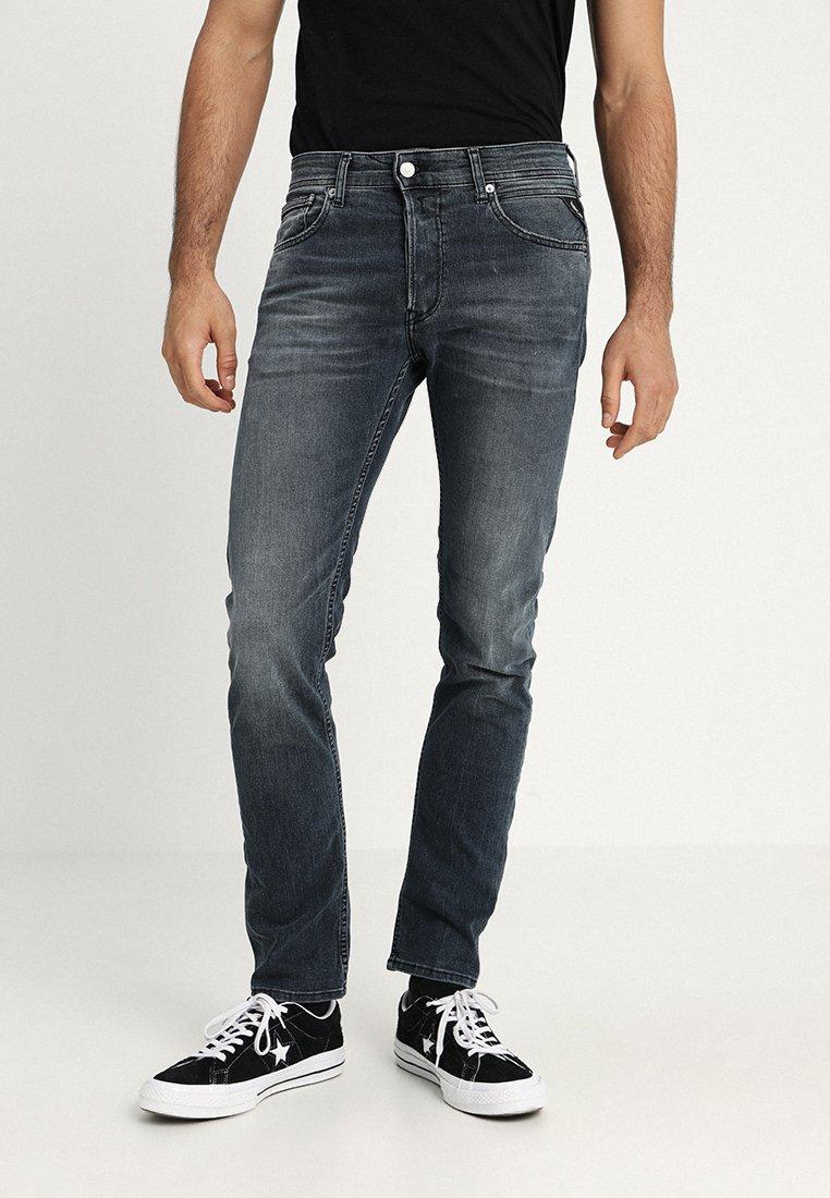 Replay - GROVER - Jeans Slim Fit - medium blue