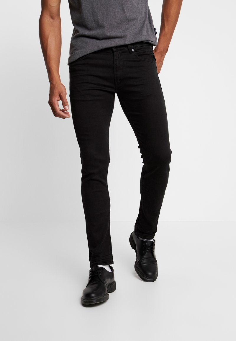 Replay - JONDRILL - Jeans Slim Fit - black