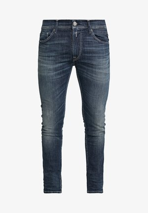 JONDRILL - Slim fit -farkut - dark blue