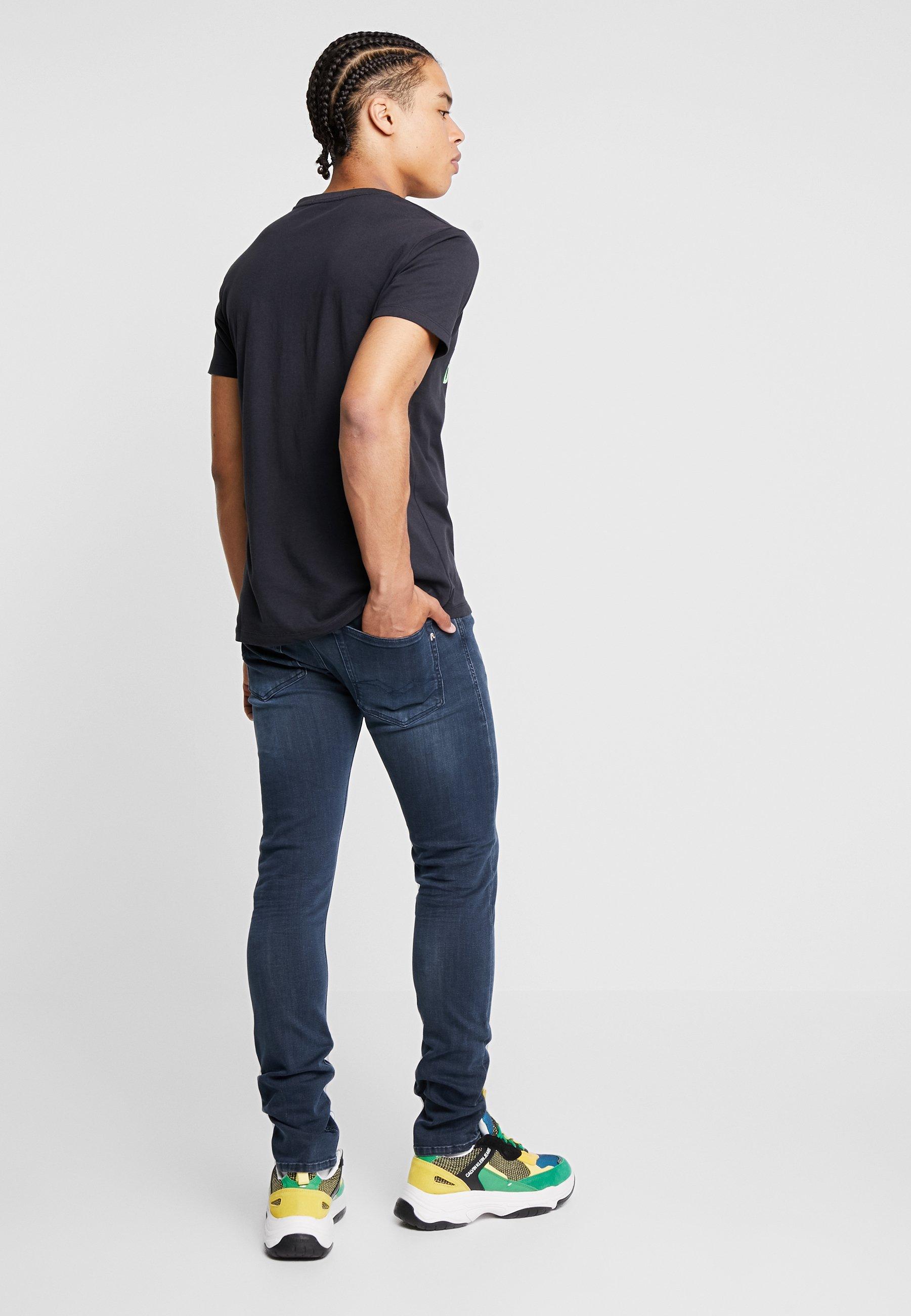 Blue Skinny Replay JondrillJeans Medium Blue JondrillJeans Replay JondrillJeans Replay Skinny Medium FKT3uJ5l1c