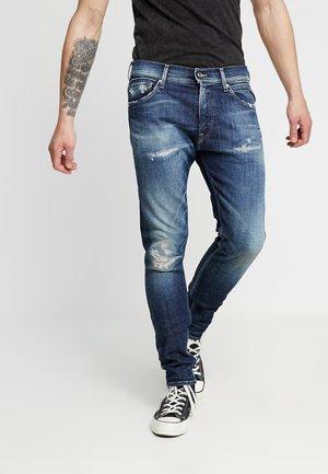 JONDRILL - Jeans slim fit - medium blue
