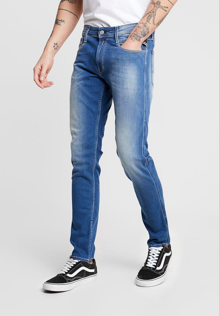 Replay - ANBASS - Jeans Slim Fit - medium blue
