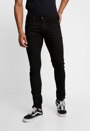 ANBASS - Jeans slim fit - black