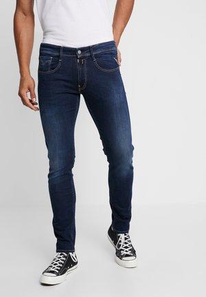 ANBASS - Slim fit -farkut - dark blue
