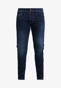 Replay - ANBASS - Jeans slim fit - dark blue - 4