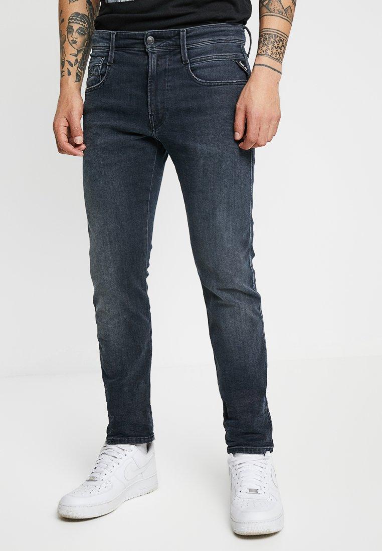 Replay - ANBASS - Slim fit jeans - dark blue