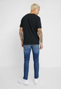 Replay - ANBASS COIN ZIP - Jean slim - medium blue - 2
