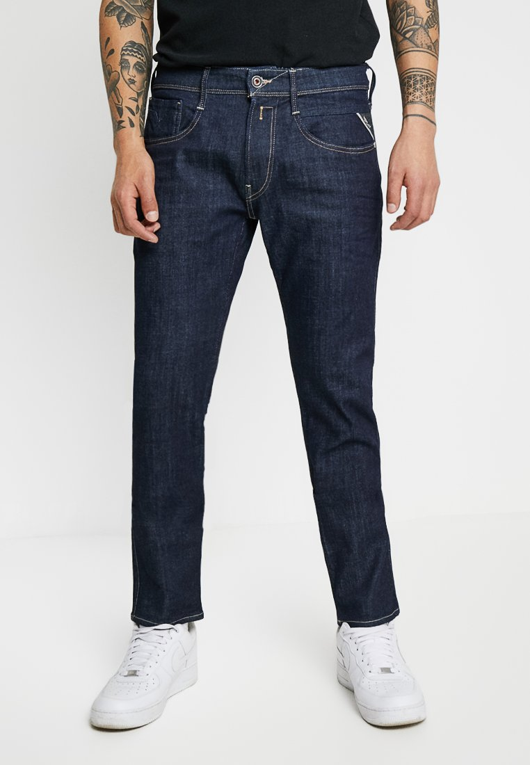 Replay - ANBASS - Slim fit jeans - dark blue