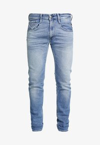 Replay - ANBASS - Slim fit jeans - light blue - 3