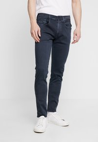 Replay - ANBASS HYPERFLEX - Slim fit jeans - blue - 0