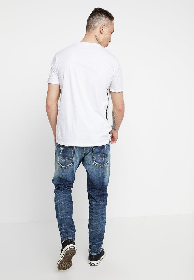 AnbassJean Slim Blue Slim Medium Replay AnbassJean Blue Slim Medium Replay AnbassJean Replay Nn08wyvmO