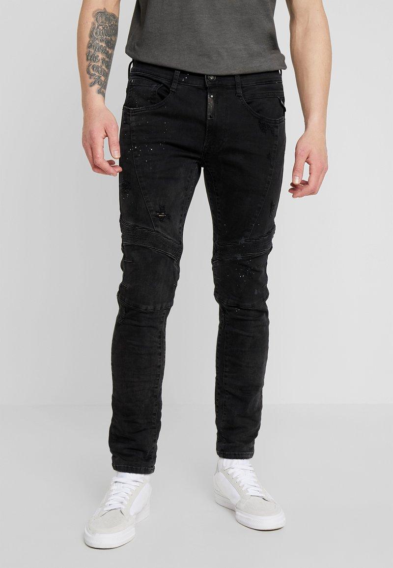 Replay - ZALDOK - Slim fit jeans - black