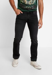 Replay - NEW JIMI - Bootcut-farkut - black - 0