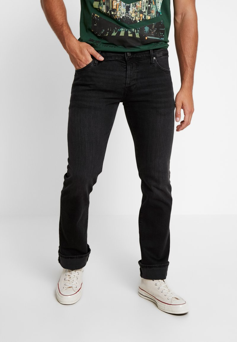 Replay - NEW JIMI - Jeans Bootcut - black