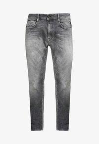 Replay - NEWBILL - Straight leg -farkut - medium grey - 3