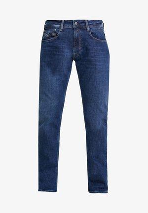 NEWBILL  - Jeansy Straight Leg - medium blue