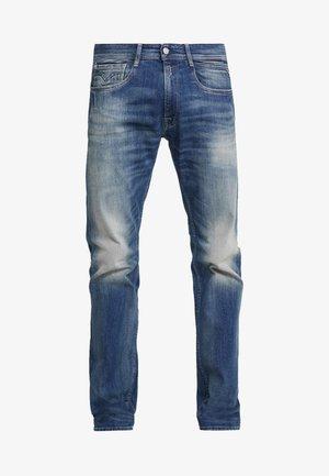 NEWBILL  - Jeans Straight Leg - medium blue