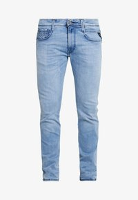 Replay - ANBASS HYPERFLEX CLOUDS - Jeans slim fit - light blue - 3